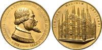 Bronzemedaille (von F.Broggi). o.J., ITALI...
