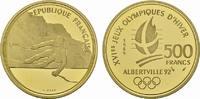 500 Francs 1989. FRANKREICH 5. Republik se...