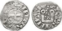 AR-Denar o.J., Montreuil-Bonnin. FRANKREICH/FEODALES Alfons, 1241-1271.... 100,00 EUR  +  7,00 EUR shipping