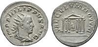 AR-Antoninian 248 n.Chr.  RÖMISCHE KAISERZ...
