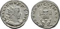 Antoninian 257-258, Co RÖMISCHE KAISERZEIT...