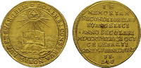 Dukat 1717 I.I.F. FRANKFURT  Fast Stempelg...