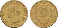 20 Lire 1828 P - Tu ITALIEN Karl Felix, 18...