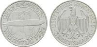 3 Reichsmark 1930, A. WEIMARER REPUBLIK  H...