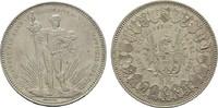 5 Franken 1879. SCHWEIZ Stadt. Vorzüglich -.