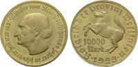 10.000 Mark 1923. STAATLICHE NOTMÜNZEN  St...