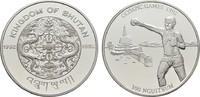 300 Ngultrum 1992. BHUTAN Jigme Singye Wan...