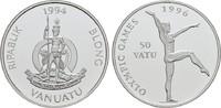 50 Vatu 1994. VANUATU Republik Polierte Pl...