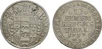 1/12 Taler 1717, WR MÜNSTER Franz Arnold v...