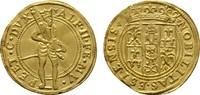 Ducato (Unghero) o.J. ITALIEN Alfonso II. d' Este, 1559-1597. Etwas gew... 1850,00 EUR free shipping