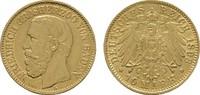 10 Mark 1893, G. Baden Friedrich I., 1852-...