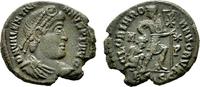 Æ-Follis, Siscia. RÖMISCHE KAISERZEIT Valentinianus II., 375-392. Vorzü... 90,00 EUR  +  7,00 EUR shipping