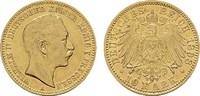 10 Mark 1898, A. Preussen Wilhelm II., 1888-1918. Sehr schön-vorzüglich... 215,00 EUR  +  7,00 EUR shipping