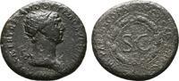 Æ-As (116). RÖMISCHE KAISERZEIT Traianus, 98-117. Fast sehr schön.  45,00 EUR  +  7,00 EUR shipping