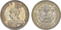 1/2 Rupie 1891, Berli DEUTSCHE KOLONIEN  F...