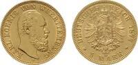 5 Mark 1877, F. Württemberg Karl, 1864-189...