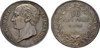 Taler (16 eine feine Mark) 1811. ISENBURG ...