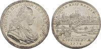 Konv.-Taler 1775. REGENSBURG  Fast Stempel...