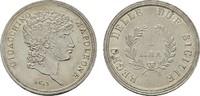 Lira 1813, Neapel. ITALIEN Joachim Murat, ...