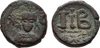 Æ-12 Nummi Alexandria. (persische Besetzung). BYZANZ Heraclius, 610-641... 90,00 EUR  +  7,00 EUR shipping