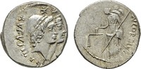 AR-Denar, Rom. MÜNZEN DER RÖMISCHEN REPUBLIK Mn. Cordius Rufus, 46 v. C... 295,00 EUR  +  7,00 EUR shipping