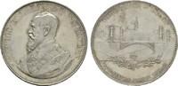 Silbermedaille (Alois Börsch) 1891. KAISER...