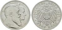 5 Mark 1906. Baden Friedrich I., 1852-1907...