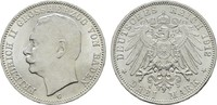 3 Mark 1912 G. Baden Friedrich II., 1907-1...