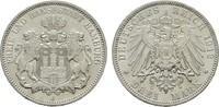 3 Mark 1912. Hamburg Freie und Hansestadt....