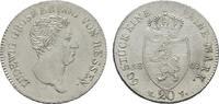 20 Kreuzer 1808, Darms HESSEN Ludwig I., 1...