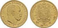 20 Mark 1872, A, Be Preussen Wilhelm I., 1...