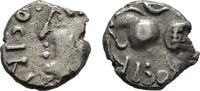 AR-Quinar (ca. 55 v.  GALLIA  Sehr schön
