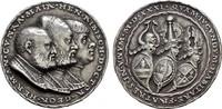 Silbermedaille 1531 (v. M. NÜRNBERG  Frühe...