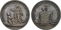 Silbermedaille o.J. (v. Fr MISCELLANEA  Fe...