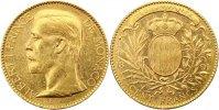100 Francs Gold 1891  A Monaco Albert I. 1889-1922. Sehr schön - vorzüg... 1350,00 EUR free shipping