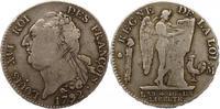 Ecu constitutionnel 1792  M Frankreich Ludwig XVI. 1774-1793. Schöne Pa... 195,00 EUR  +  4,00 EUR shipping