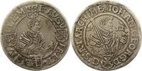 1/4 Taler 1612 Sachsen-Albertinische Linie Johann Georg I. und August 1... 225,00 EUR  +  4,00 EUR shipping