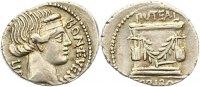 Denar 62 v. Chr Republik L. Scribonius Libo 62 v. Chr.. Dezentriert, se... 145,00 EUR  +  4,00 EUR shipping