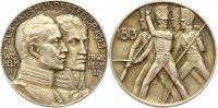 Silbermedaille 1913 Brandenburg-Preußen Wilhelm II. 1888-1918. Mattiert... 135,00 EUR  +  4,00 EUR shipping