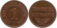 Pfennig 1894  A Neuguinea  Fast vorzüglich  150,00 EUR  +  4,00 EUR shipping