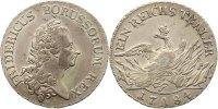 Taler 1784  A Brandenburg-Preußen Friedrich II. 1740-1786. Vorzüglich  365,00 EUR free shipping