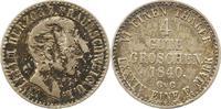 4 Gute Groschen 1840 Braunschweig-Wolfenbüttel Wilhelm 1831-1884. Sehr ... 85,00 EUR  +  4,00 EUR shipping