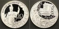 10 Euro 2005 Österreich Euro. Polierte Platte