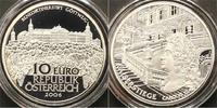 10 Euro 2006 Österreich Euro. Polierte Pla...
