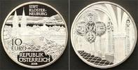 10 Euro 2008 Österreich Euro. Polierte Pla...