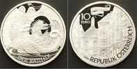 10 Euro 2009 Österreich Euro. Polierte Pla...