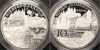 10 Euro 2013 Österreich Euro. Polierte Platte
