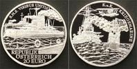 20 Euro 2006 Österreich Euro. Polierte Pla...
