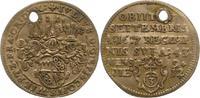 Groschen oder Sechser 1617 Würzburg-Bistum...