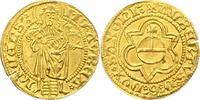 Goldgulden  Gold 1485-1500 Sachsen-Markgra...